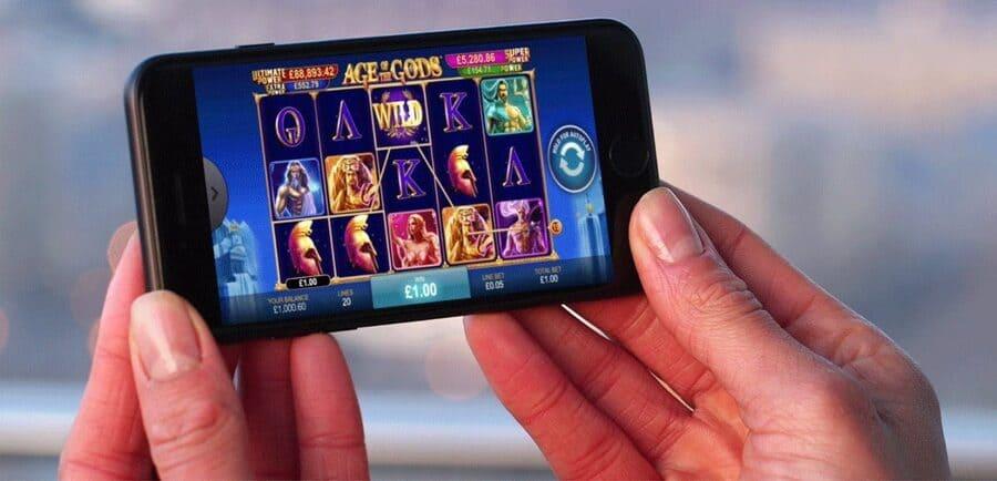 Casino spel i mobilen